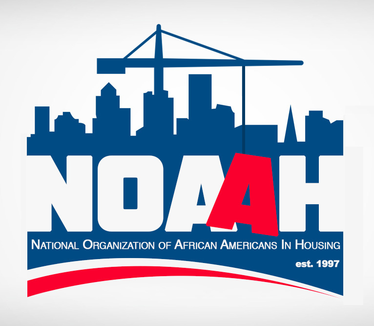 National Organization of African Americans in Housing logo