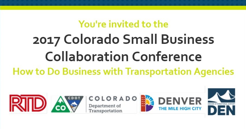 Small Business Collaboration Conference 2017 - Denver, CO