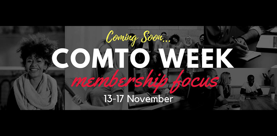 COMTO Week Save the Date