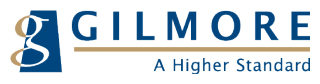 Gilmore Construction logo