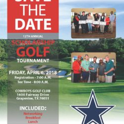 2018 COMTO North Texas 12th Annual Scholarship Golf Tournament