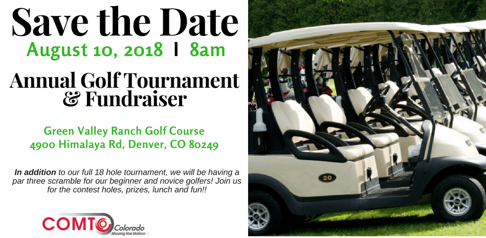 2018 Golf Save the Date